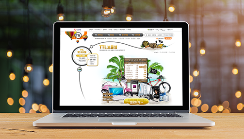 SKT 'TTL' Brand Website